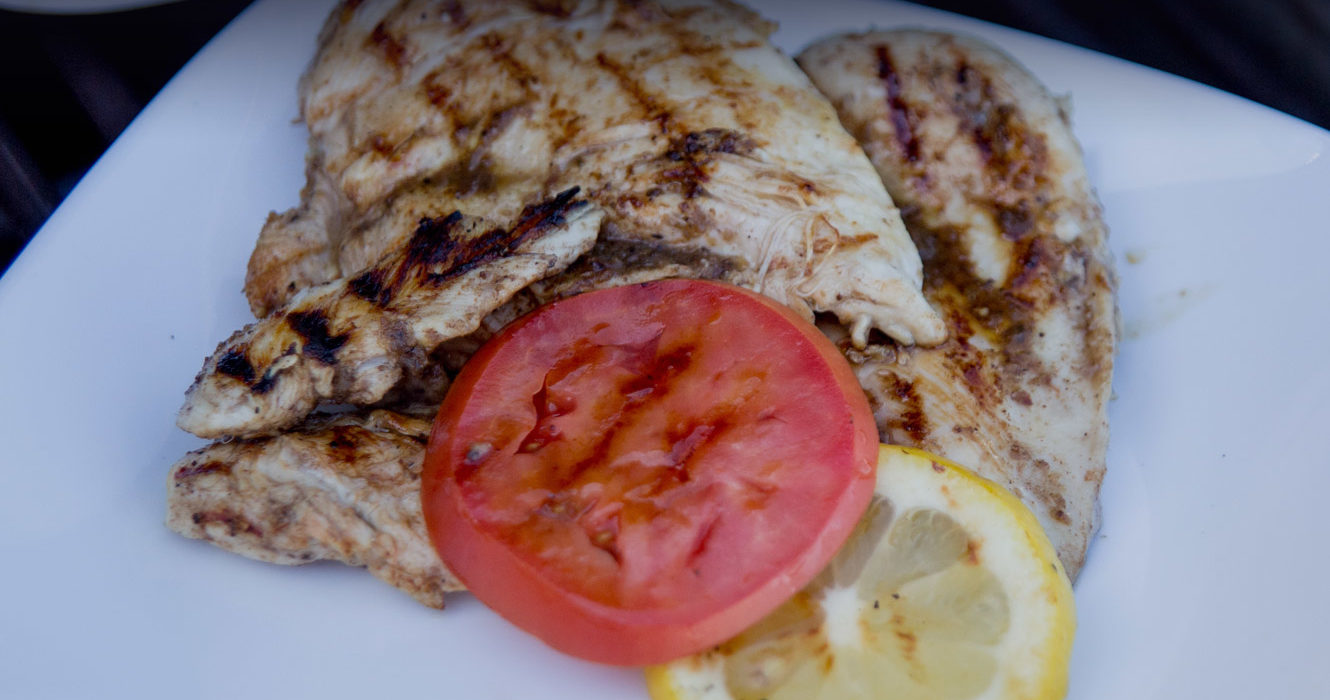 Jerk Chicken Breast Image